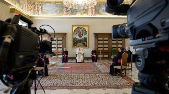 Audiencja generalna Ojca Świętego Franciszka