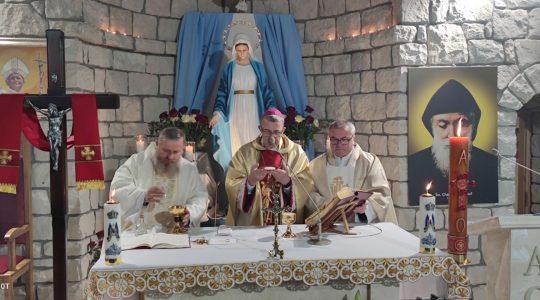 Uroczyste poświęcenie ołtarza we Florencji