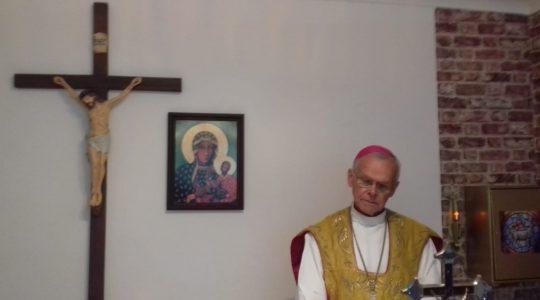 Na progu tygodnia - krótkie rozważanie księdza biskupa Andrzeja Lipińskiego