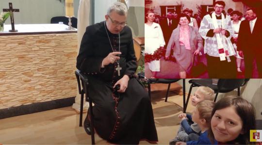37 rocznica święceń kapłańskich księdza Biskupa Adama