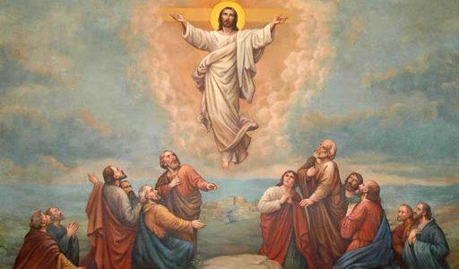 Homilia na niedzielę Wniebowstąpienia Pańskiego