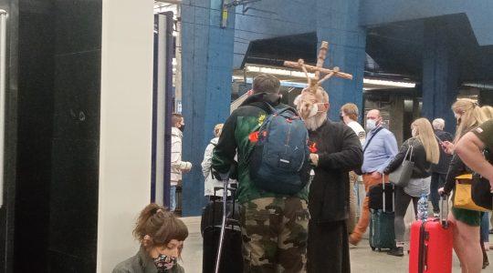 Ewangelizacja z krzyżem