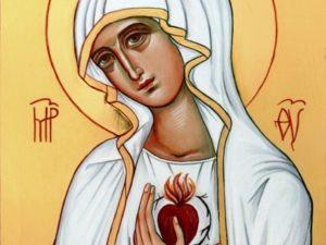 Sobota po Uroczystości Najświętszego Serca Pana Jezusa - Niepokalanego Serca Najświętszej Maryi Panny