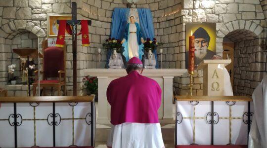Pielgrzymka do Domu Matki - 15 sierpnia 2021 Sanktuarium Matki Bożej Wniebowziętej we Florencji