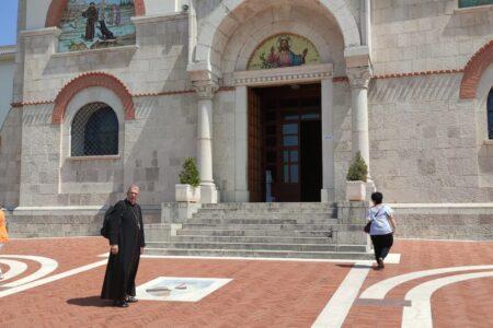 Drugi dzień Peregrynacji - Pietralcina