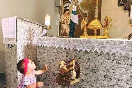 Niezwykłe świadectwo małej dziewczynki