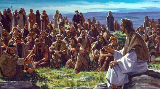 Biada pasterzom, którzy prowadzą do zguby i rozpraszają owce z mojego pastwiska - XVI Niedziela zwykła 18 lipca 2021