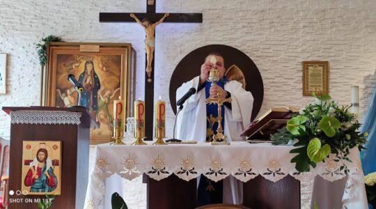 Panie, daj nam spożywać jak najczęściej Chleb Eucharystyczny - 19 niedziela zwykła 08 sierpnia 2021 r.