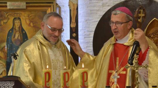 Nowa nominacja dla księdza Bogdana Kraszewskiego na urząd Proboszcza