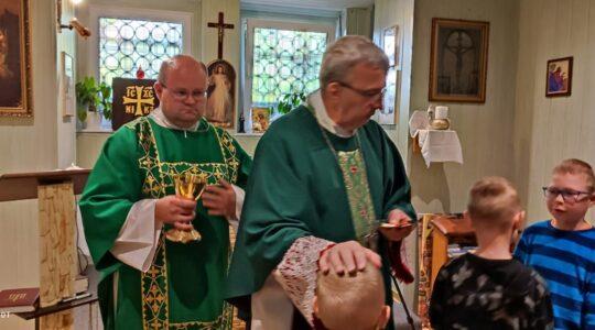 Działalność misyjna najważniejszym zadaniem Pierwszego Biskupa i całego Prezbiterium