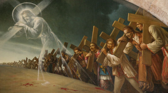 Jeśli ktoś chce pójść za Mną, niech się zaprze samego siebie, niech weźmie krzyż swój i niech Mnie naśladuje. - 24 Niedziela Zwykła 12 września 2021