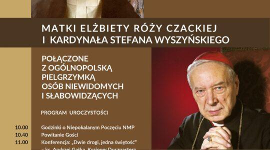 Beatyfikacja Stefana kardynała Wyszyńskiego i matki Elżbiety Czackiej